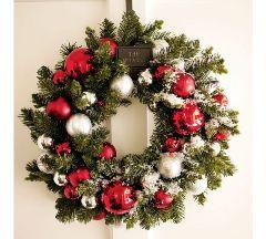 Рождественские украшения для дома.
