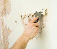 Как быстро очистить стену