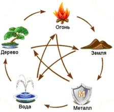 Как определить свою стихию по ФЭН ШУЙ