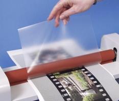 Ламинирование бумаги в домашних условиях