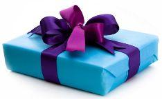 Как упаковать подарок своими руками.