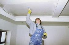 Как отремонтировать потолок на кухне.